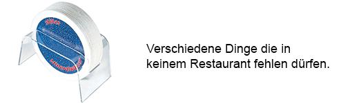 Zubehör-Restaurant