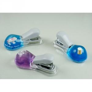Klammerer mit glasklarem Gehäuse