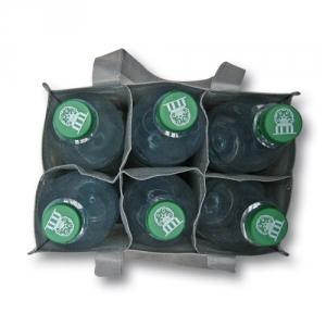 Flaschentasche Non Woven fuer 6 Flaschen