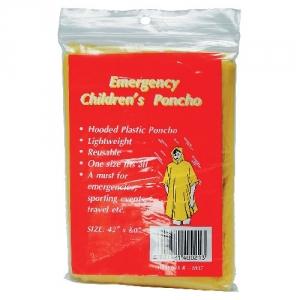 Not-Regen-Poncho für Kinder