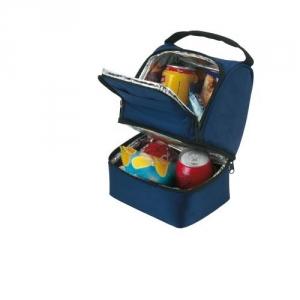 Kühltasche mit 2 Fächern