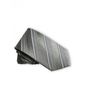 Krawatte mit Prägung