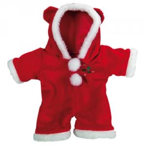 Weihnachtskleidung fuer Plueschtiere