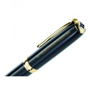 Diplomat Excellence B Granat Kugelschreiber und Füllfederhalter