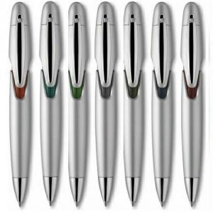 Edler Kugelschreiber wie ein Handschmeichler