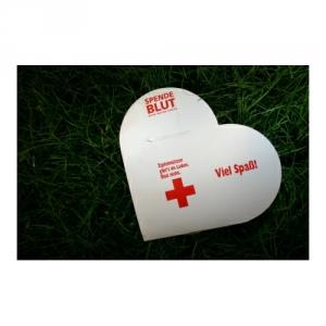 Kondome in Herzform