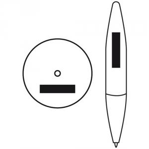 Kugelschreiber mit Schwebevorrichtung