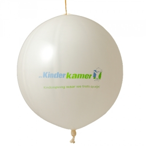 Punchbälle - große Ballons inkl. Druck