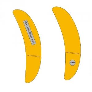 Obstdose fuer Bananen