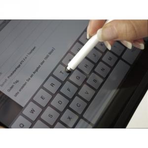 Schicker Kugelschreiber mit Touchpen