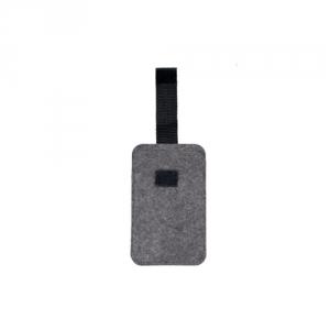 Smartphone-Tasche aus Filz - Made in Germany