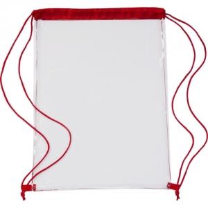 Rucksack transparent