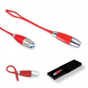 LED-Leuchte am Silikonband