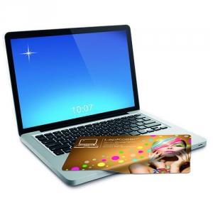 Display-Schutz, -Reiniger und Mousepad