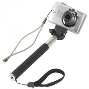 Selfi-Teleskophalter fürs Handy