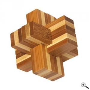 Knobelwürfel Bamboo