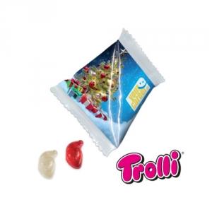 Fruchtgummi Weihnachtsmann