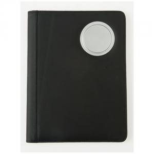 Schreibmappe mit Taschenrechner