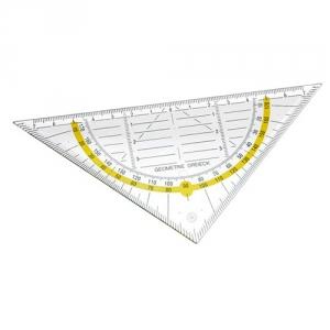 Geo-Dreieck - Made in Europe