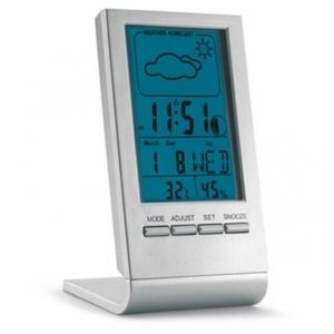 Digitale Wetterstation mit Zusatzfunktionen
