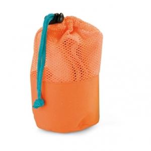 Fitnessbeutel mit Handtuch