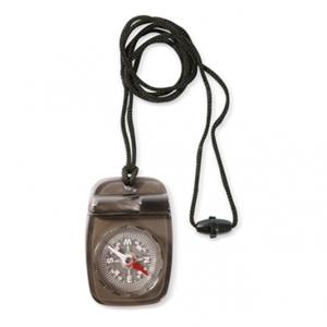 Umhänge-Kompass mit Pfeife