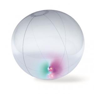 Wasserball mit Leuchteffekt