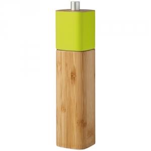 Bambus-Gewürzmühle