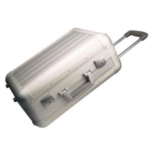 Aluminium Bord-Gepäck Trolley