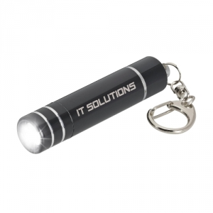 Taschenlampe als Schlüsselanhänger