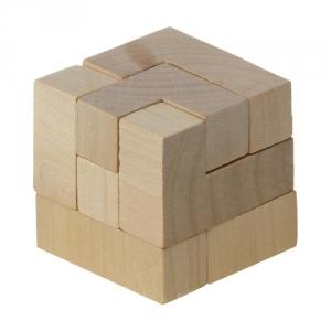 Holzpuzzle Würfel