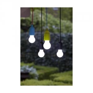 LED Lampe zum Aufhängen in vielen Farben