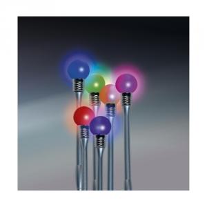 Spaß-Kugelschreiber mit Lampe