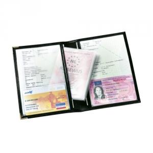 Brieftasche fürs Auto