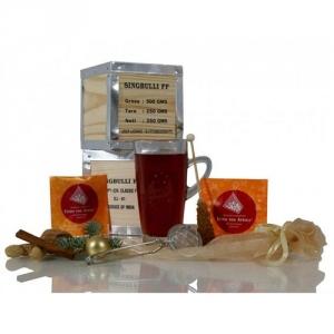 Winterliches Tee-Set AFRIKA