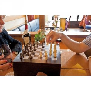 Weinset Schach groß für bis zu 3 Flaschen