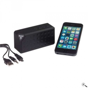 Gummierter Bluetooth-Lautsprecher