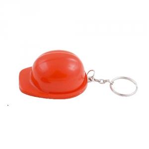 Schlüsselanhänger Helm mit Flaschenöffner