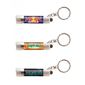 Schlüsselanhänger LED-Taschenlampe