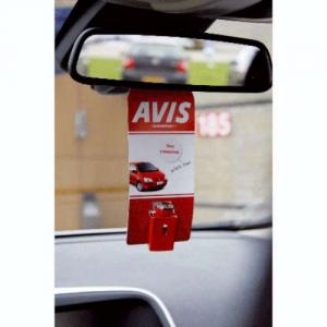 Aufladestecker fürs Auto mit Hängekarte