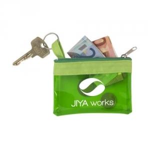 Transparentes Schlüssel-Etui