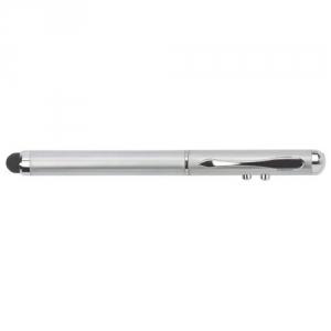 Metallener 2-in-1 Laserpointer