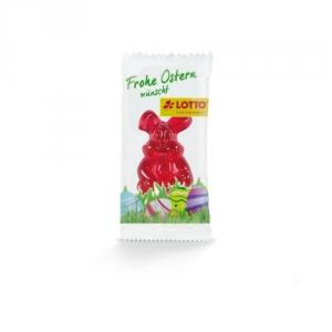 1-er Fruchtgummi Osterhase