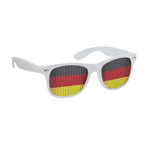 Sonnenbrille mit Flagge