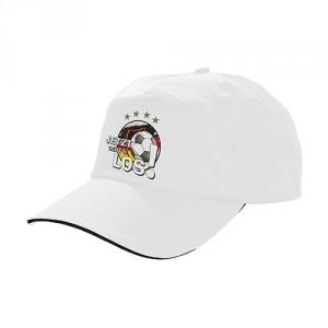 Fussball Kappe - Baseballcap mit WM-Druck