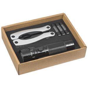 Die Zwei - Set aus Taschenlampe und Multi-Tool