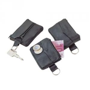 Schlüsselanhänger mit Platz fürs Parkgeld