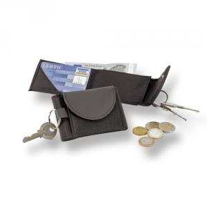 Schlüsselanhänger mit Geldbörse