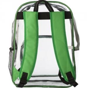 Moderner Rucksack transparent