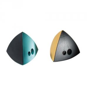 Bleistiftspitzer in Pyramidenform